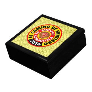 El Camino De Santiago 2016 Gift Box