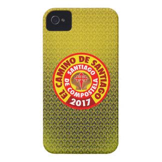 El Camino de Santiago 2017 iPhone 4 Cover