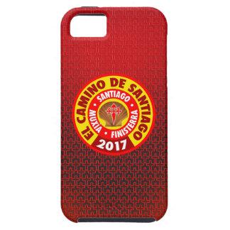 El Camino de Santiago 2017 Tough iPhone 5 Case