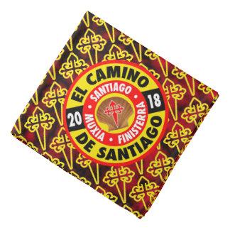 El Camino de Santiago 2018 Bandana