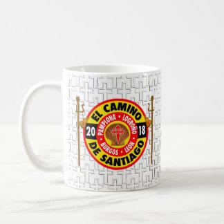 El Camino de Santiago 2018 Coffee Mug