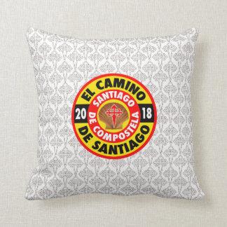 El Camino De Santiago 2018 Cushion