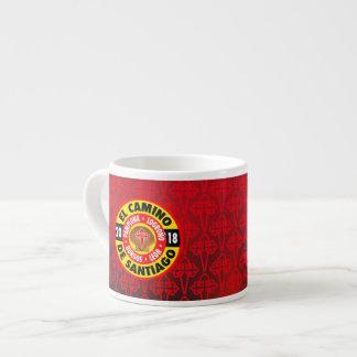 El Camino de Santiago 2018 Espresso Cup