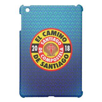 El Camino de Santiago 2018 iPad Mini Cover