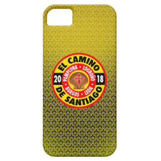 El Camino de Santiago 2018 iPhone 5 Case
