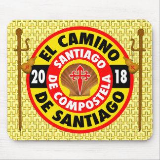 El Camino de Santiago 2018 Mouse Pad