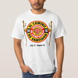 El Camino de Santiago 2018 T-Shirt