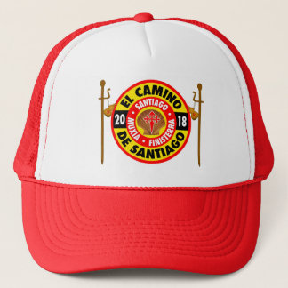 El Camino de Santiago 2018 Trucker Hat