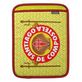 El Camino De Santiago iPad Sleeve