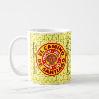 El Camino De Santiago Mugs