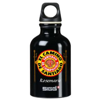 El Camino De Santiago SIGG Traveller 0.3L Water Bottle