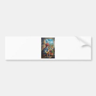 El Campanario Bumper Sticker