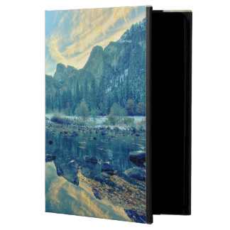 El Capitan and Three Brothers Reflection Cover For iPad Air