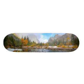El Capitan and Three Brothers Skate Deck