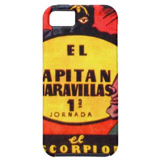 El Capitan Maravellas iPhone 5 Case