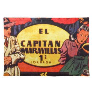 El Capitan Maravellas Placemat