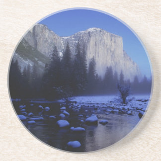 El Capitan Mountain, Yosemite National Park, Beverage Coasters