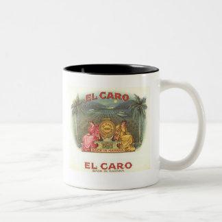 El Caro Two-Tone Mug