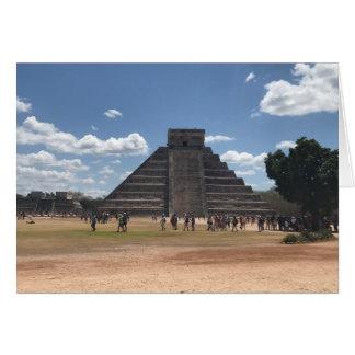 El Castillo – Chichen Itza, Mexico #2 Card