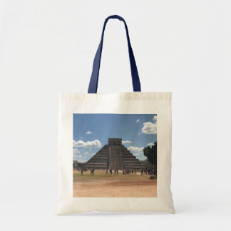 El Castillo – Chichen Itza, Mexico #2 Tote Bag