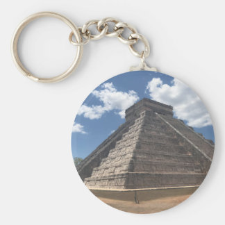 El Castillo – Chichen Itza, Mexico #3 Keychain