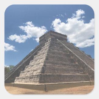 El Castillo – Chichen Itza, Mexico #3 Stickers