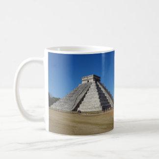 El Castillo – Chichen Itza, Mexico #4 Mug
