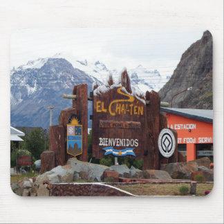 El Chalten, Patagonia, Argentina Mouse Pad