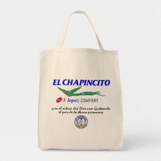 El Chapincito Club De Chapines 2984 Tote Bag 11
