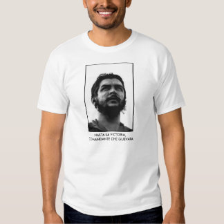 El che looking at the sky t-shirts