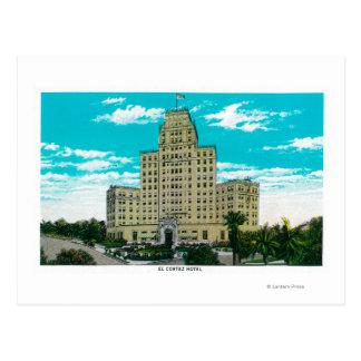 El Cortez Hotel in San Diego, CASan Diego, CA Postcard