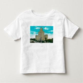 El Cortez Hotel in San Diego, CASan Diego, CA Toddler T-Shirt