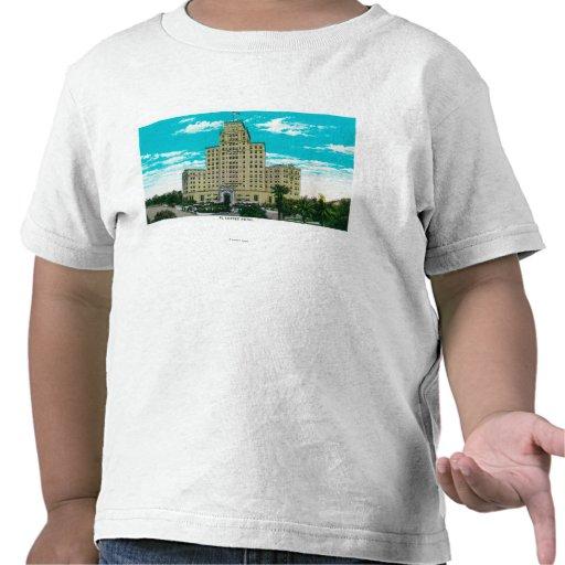 El Cortez Hotel in San Diego, CASan Diego, CA Tee Shirts