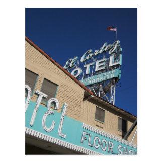 El Cortez Hotel Postcard
