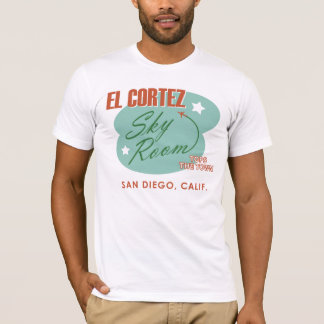 El Cortez San Diego Vintage-style Shirt