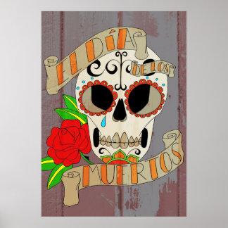 El Dia de los Muertos Poster