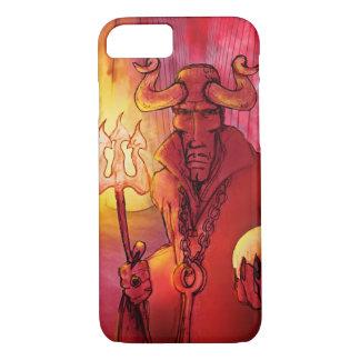 El Diablo Phone Case