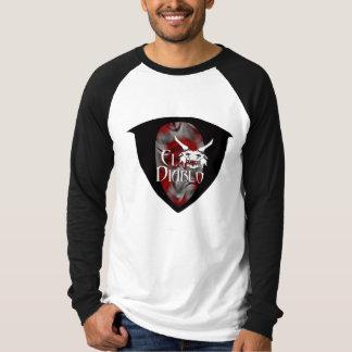 El Diablo Raglan T-Shirt