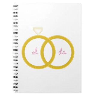 El Do Spiral Notebook