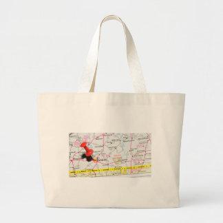 El Dorado, Arkansas Large Tote Bag