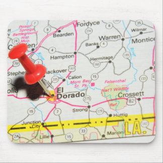 El Dorado, Arkansas Mouse Pad