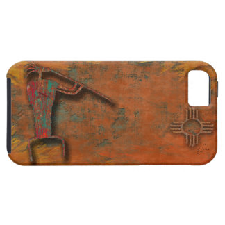 El Flautista - The Flute Player Tough iPhone 5 Case
