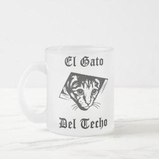 El Gato Del Techo Coffee Mugs