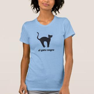 El Gato Negro T Shirts