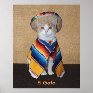 El Gato Poster