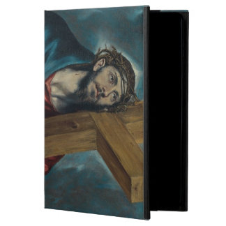 El Greco - Christ Carrying the Cross iPad Air Cover