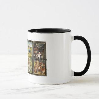 El jardín de las delicias mug