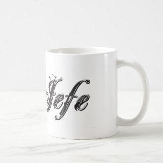 El Jefe logo Estilo Style Coffee Mug