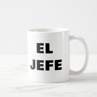 El JEFE Mug
