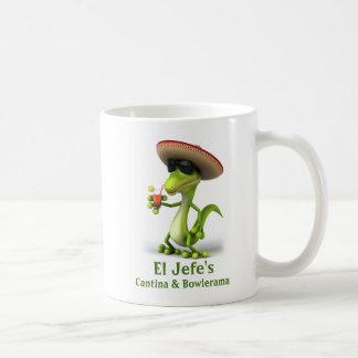 El Jefe's Cantina & Bowlerama Coffee Mug - 11 oz